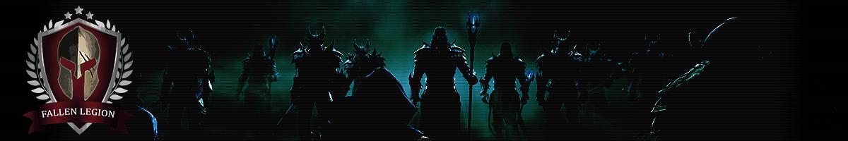Fallen Legion Gaming Community
