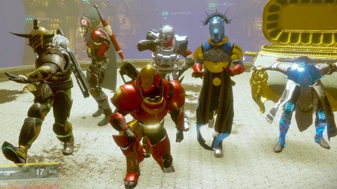 raid report destiny 2